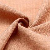 Tissu de ratière de Spandex de polyester dans le beige