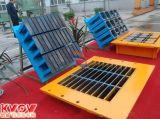 Linha Queimar-Livre automática da máquina de fatura de tijolo de Qt8-15A