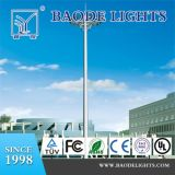 Изготовление 35m Galvanized High Mast Lighting Tower