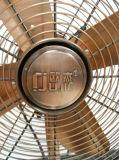 De ventilator-ventilator-Antiquiteit van de vloer Ventilator