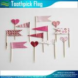 Bandierine del Toothpick della torta della frutta di figura personalizzate decorazione (M-NF29F14035)
