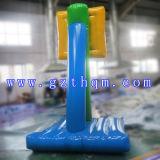 Milieuvriendelijke Basketbal van de Spelen van het Water van het Paradijs van sporten het Opblaasbare