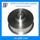 CNC che elabora i pezzi meccanici di precisione del macchinario