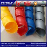 Butoir spiralé de plastique de résistance UV/butoir spiralé de plastique/protecteur hydraulique de boyau