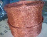 銅の上塗を施してあるガス液体によって編まれるフィルター網