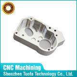 CNC de precisão de transformação de alumínio virou e peças de fresagem de Usinagem