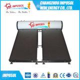 Alta calidad integrado de presión del calentador de agua solar con cobre