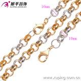 Установленная цепь Bridal ювелирных изделий конструкции Lastest Multicolor длинняя (63004)