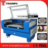 Máquina de grabado de cristal de escritorio del laser del plástico del CO2 del laser de la cortadora del precio del cortador de madera de acrílico del laser China Triumphlaser