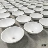 工場は作った大理石の石造りの楕円形の小さい洗面器(B1609293)を