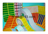 Auto-adhesivo de la etiqueta engomada de encargo de impresión de etiquetas