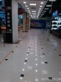 Material de construcción, suelo de baldosas vitrificadas, de sal soluble, blanco marfil, porcelana pulido del azulejo de suelo de pulido de baldosas de piedra del azulejo para la decoración del hogar 600X600m