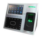 Atención facial biométrica del tiempo de la huella digital del reconocimiento (FA1-H)