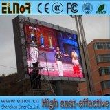 Preço ao ar livre do indicador de diodo emissor de luz da fábrica P16 do diodo emissor de luz