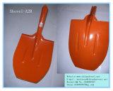 Forcella d'acciaio A2r della pala rivestita della polvere