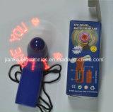Portable Message Mini LED Light Fan avec logo personnalisé (3509)