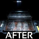 Het Licht van de Grill van de barbecue met Bestand Veelzijdige BBQ van het 10 Super Heldere LEIDENE Weer van Lichten Duurzame Lichten voor het Openlucht Roosteren