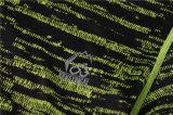 Legging die van de Kokers van Mens van de T-shirt van de compressie de Korte de Kleding van het Overhemd in werking stellen (akjsy-2015014)