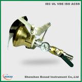Gicleur de Srpay de gicleur du test de code d'IP IEC6052 Ipx3 Ipx4