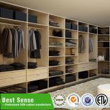 Новый деревянный шкаф шкафа спальни