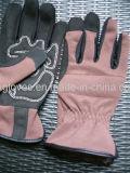 Sicherheit Handschuh-Synthetische lederne Handschuh-Leistung Handschuh-Anti-Rutschen Handschuh-Arbeitenden Handschuh