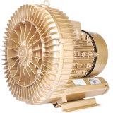 ventilatore laterale ad alta pressione della Manica di nuovo disegno di 7.5HP Ie3 Effiency