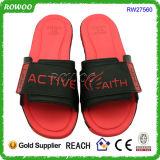 Slittamento comodo dell'acquazzone sul pistone di gomma del sandalo della trasparenza (RW27560)