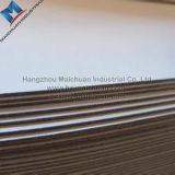 Серый бумажный картон крышки 1.5mm тетради серый