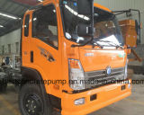 混合のトラックが付いている移動式具体的なポンプ