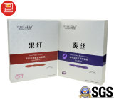 Offsetdrucken-Splitter-Karte, die für Gesichtsbehandlung-/Augen-Schablone, Spitzengesichtsschablonen-Papierverpacken verpackt