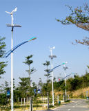 30W Wind와 Solar Hybrid LED Street Light