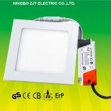 Super dünne Instrumententafel-Leuchte des Quadrat-LED mit Energie 15W