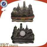 Design freddo Vintage Souvenir Gifts 3D Embossed Fridge Magnet (FTFM2272A)