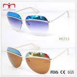 2015 spätestes Fashion Style für Ladys Metal Sunglasses (MI210-MI211)