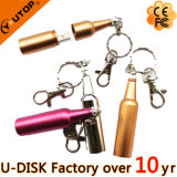 USB su ordinazione Flash Drive di Beer Bottle Shaped come Promotion Gift (YT-1216)