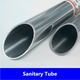 Tube sanitaire d'acier inoxydable du fournisseur A270 de la Chine (304 304L 316L)