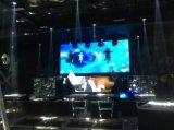 La visualizzazione di LED esterna di colore P6 con muore il Governo dell'affitto del getto
