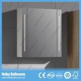 Reeks van de Badkamers van de Stijl van het Ontwerp van de Eenheid van het Kabinet van het Bad van de LEIDENE Schakelaar van de Aanraking de Nieuwe Moderne Houten Eiken Nieuwe (BF119M)