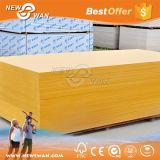 Precio del panel de pared de la tarjeta del cemento de la fibra de la talla estándar para la venta