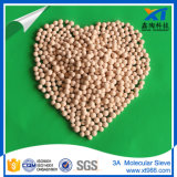 Setaccio molecolare Adsorbent 3A di Xintao con il formato del branello