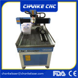 Mini máquina del torno del CNC para la madera Ck6090 del metal y del vidrio