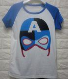 소년 Raglan t-셔츠 한 벌을%s 여름 t-셔츠