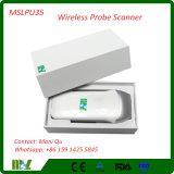 Scanner sans fil tenu dans la main intelligent d'ultrason de sonde (MSLPU35)