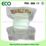 급료 매우 Breathable 고품질 편리한 처분할 수 있는 아기 기저귀