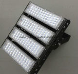 アメリカの駐車場の照明のためのライトの外の最も新しいパネルデザイン車のロット200W LED