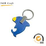 Elemento Costom Keychain di cuoio Handmade del regalo