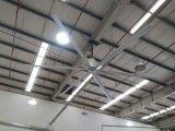 Bestfans Hvlsの高品質7.2mの6ファン・ブレードの大きい産業天井に付いている扇風機電気AC天井に付いている扇風機(BF-HVLS-BF72000)