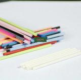 Varas de lingüeta sintéticas coloridas do difusor