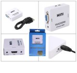 VGA zum HDMI Schaber-Konverter Upscaler 720p/1080P