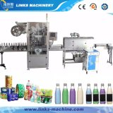 машина для прикрепления этикеток прилипателя бутылки 5L